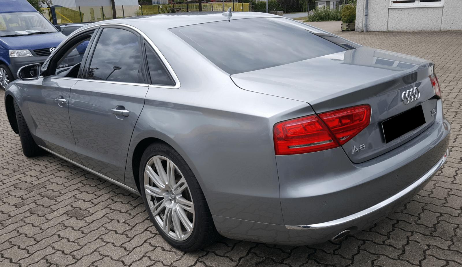 Scheibentönung Audi A8 und VW T5