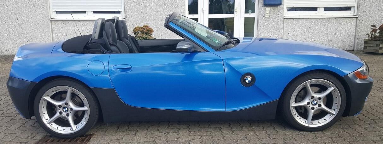 Luxus-Premiumfolierung BMW Z4