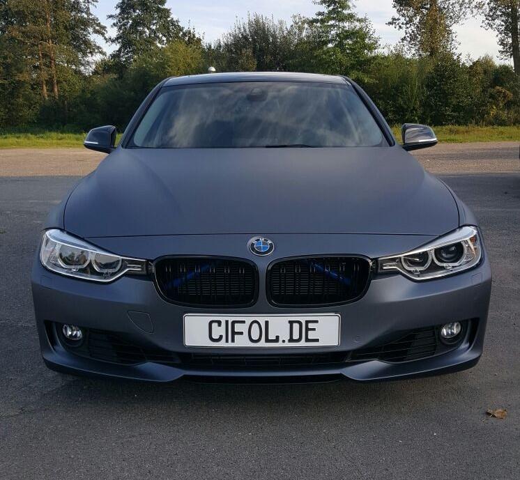Premiumfolierung 3er BMW