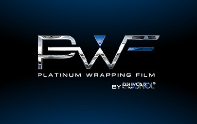 Offizieller Fachbetrieb - Platinum Wrapping Film