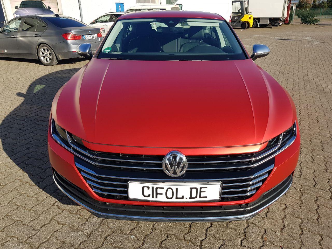 Premium Vollfolierung VW Arteon