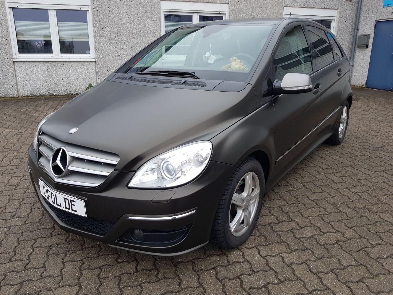 Premium Vollfolierung Mercedes B-Klasse