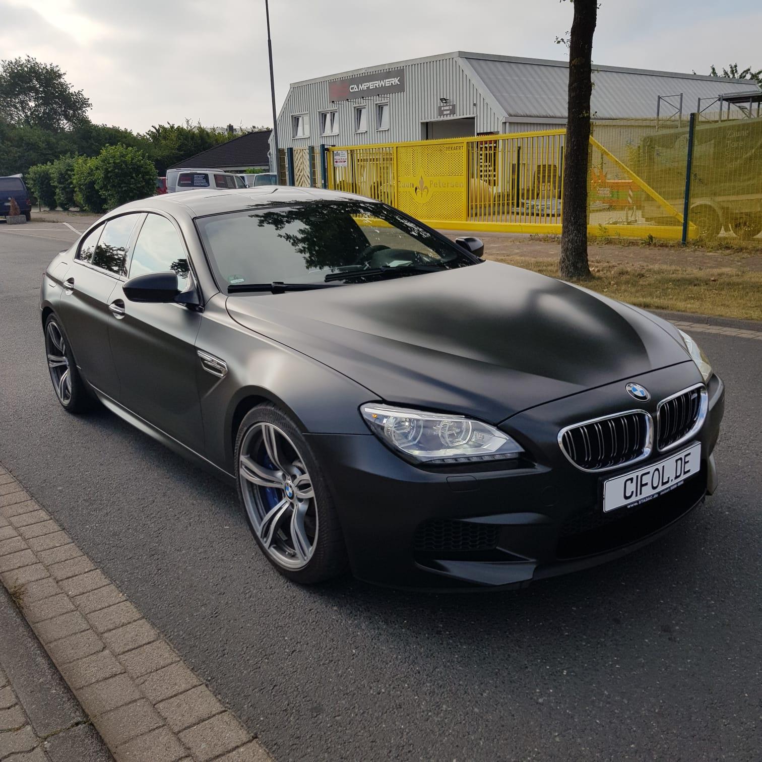Premium Vollfolierung BMW M6