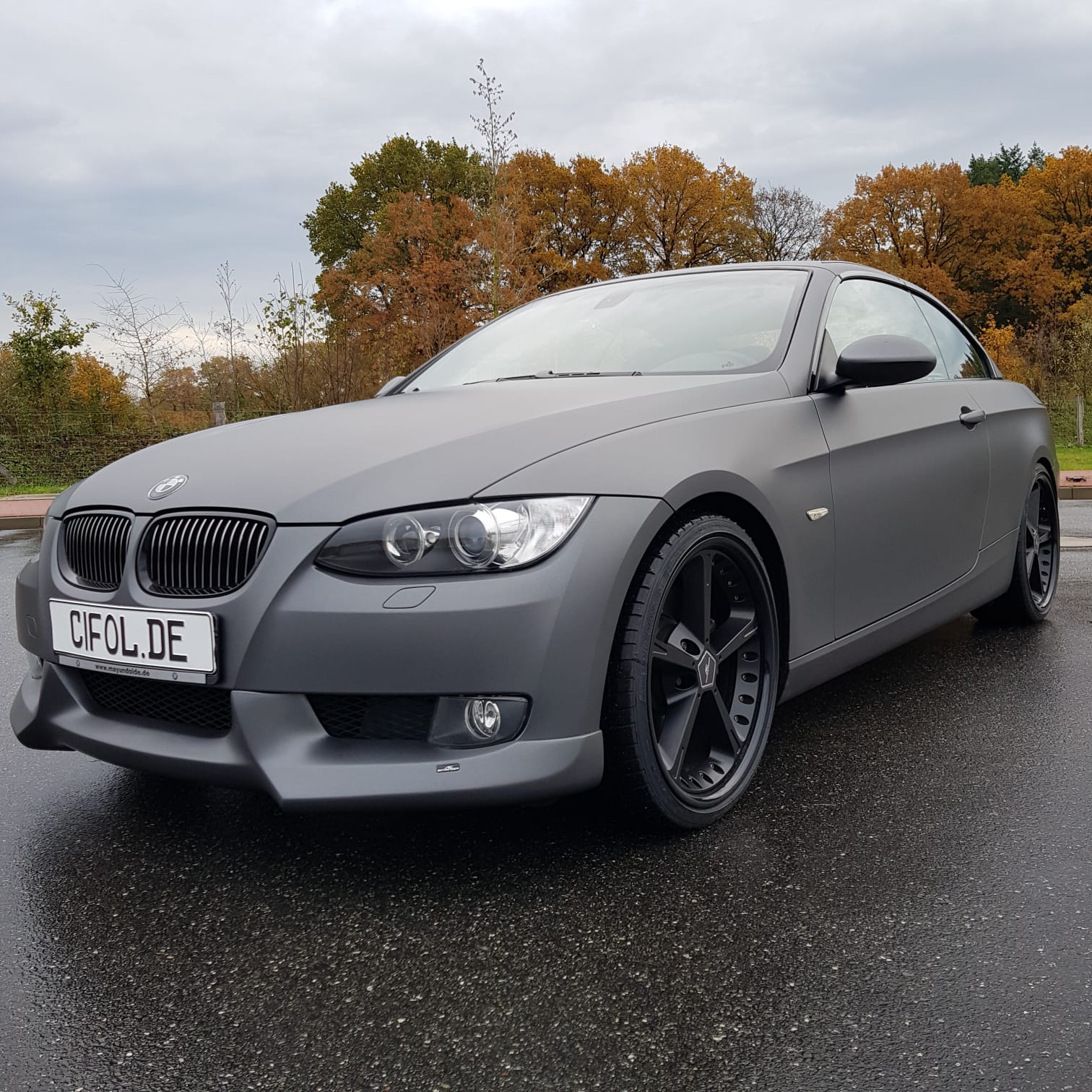 Premium Plus Folierung 3er BMW