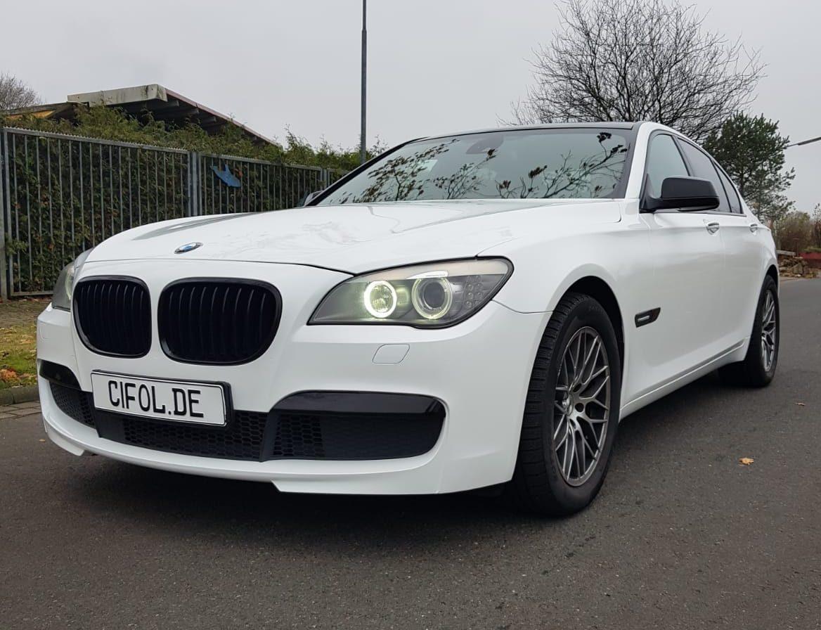 Premium Vollfolierung 7er BMW
