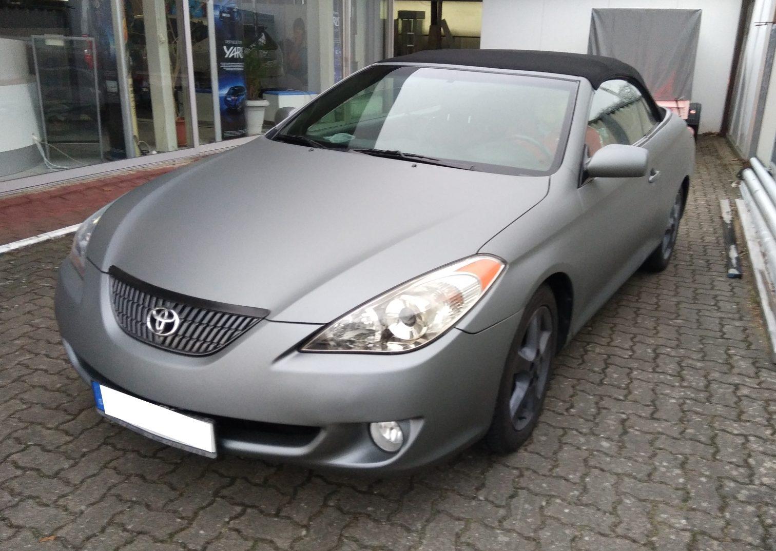 Premiumfolierung Toyota Solara