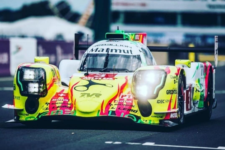 24-Stunden-Rennen von Le Mans