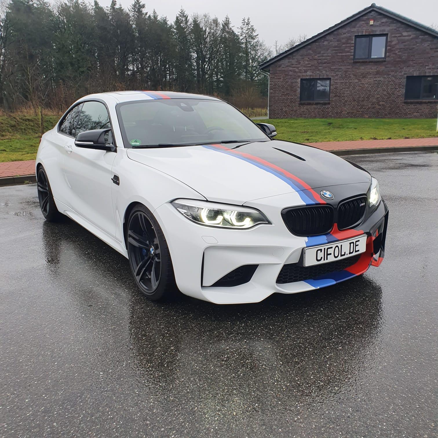 BMW M2 im neuen Design