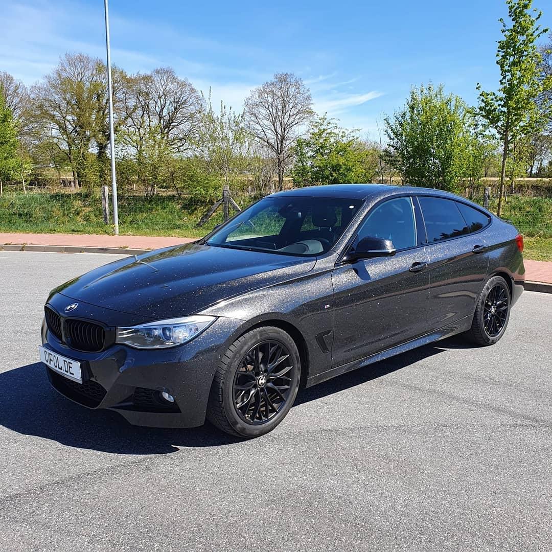 BMW 3er GT PREMIUM VOLLFOLIERT