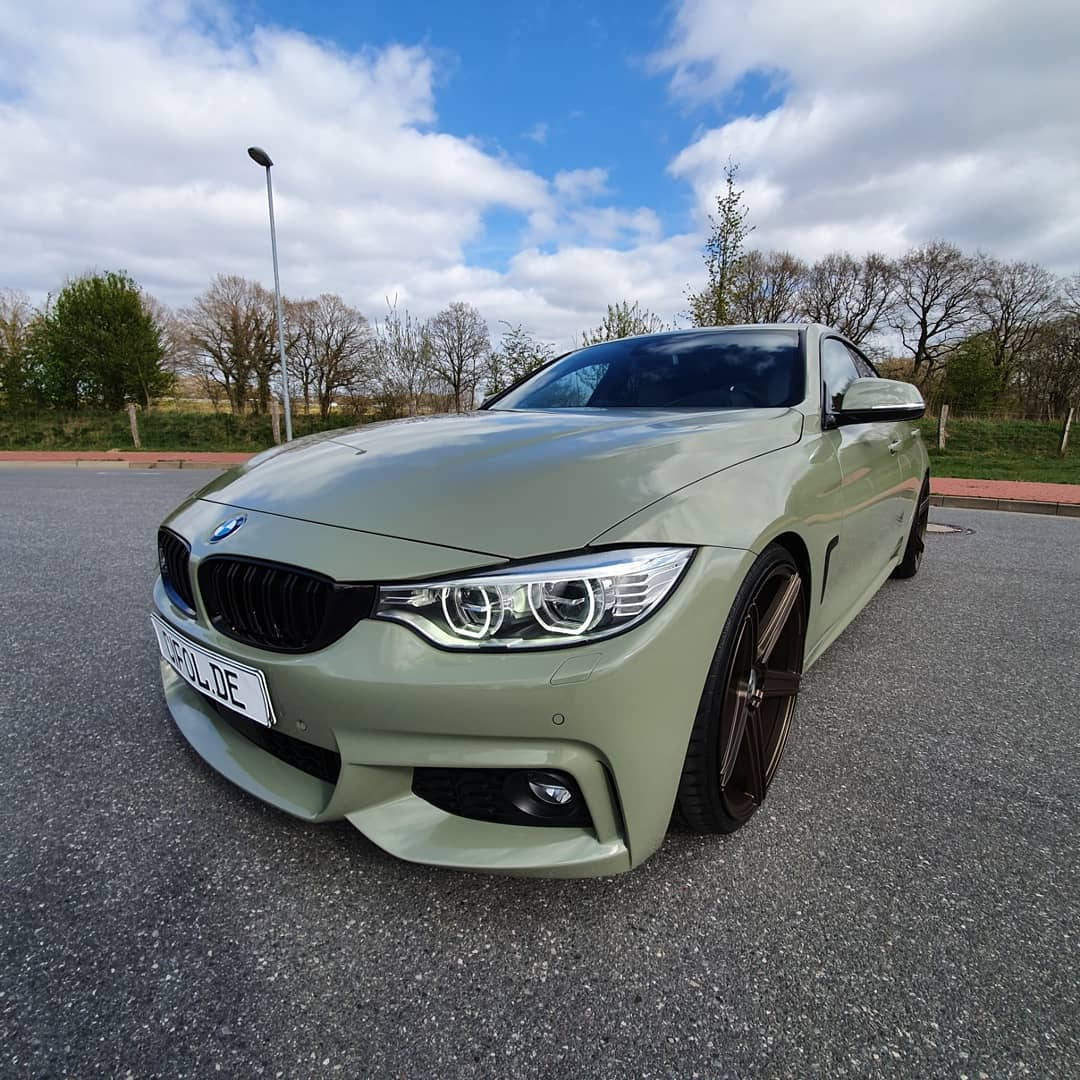 BMW M4 - Urban Drap