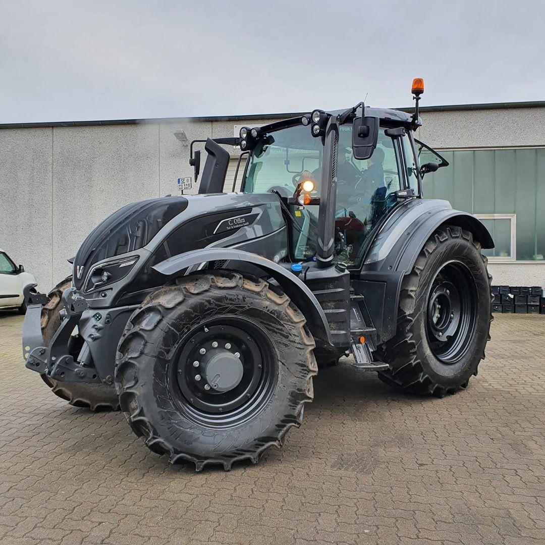 Traktor Vollfolierung